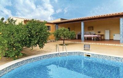 Villa Di Carlo, Maison 8 personnes à Menfi AG