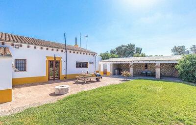 Maison 8 personnes à Morón de la Frontera
