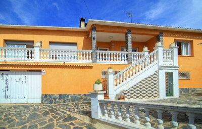 Maison 8 personnes à Pineda de Mar