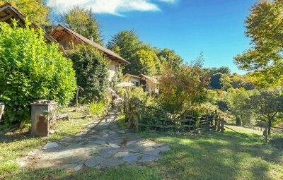 Cottage Ginestre, Maison 4 personnes à Artò VB