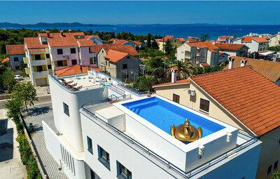 Maison 8 personnes à Zadar