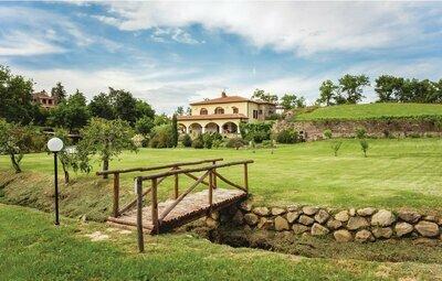 Casale S. Giacomo, Maison 6 personnes à Castel del Piano (GR)