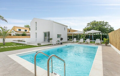 Villa Mauli, Maison 12 personnes à Marina di Ragusa