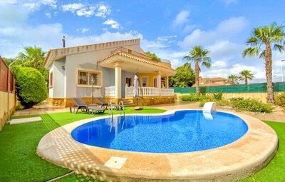 Maison 6 personnes à Playa Honda, Cartagena