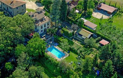 Villa La Costa, Maison 6 personnes à Subbiano