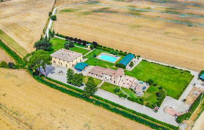 Tenuta Brancoleta, Maison 16 personnes à Monte San Savino