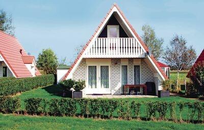 Bungalow 189, Maison 5 personnes à Den Oever