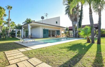Green House, Maison 8 personnes à Vittoria (RG)