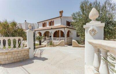 Villa Gelsomino, Maison 8 personnes à Noto  SR