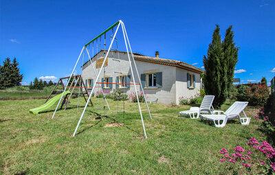 Maison 5 personnes à Rochefort du Gard