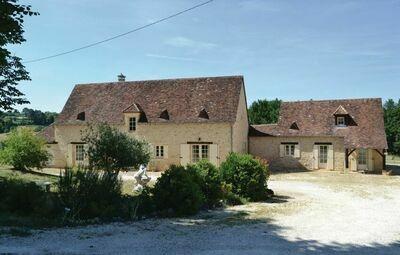 Maison 2 personnes à Savignac de Miremont