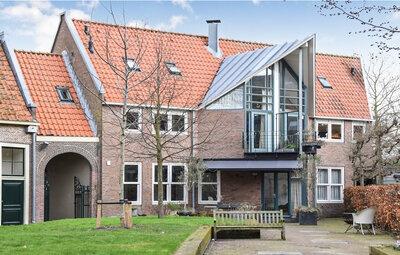 Kapeltuin, Maison 6 personnes à Hoorn