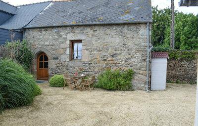 Maison 2 personnes à Quemper Guézennec