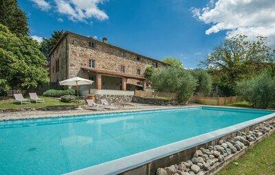 Lilliano B9 Bettini, Maison 11 personnes à Castellina Chianti SI