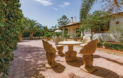 Villa Il Faro, Maison 7 personnes à S. Vito Lo Capo  TP