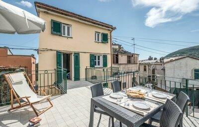 Ca'de Giuin, Maison 6 personnes à Villa Rovereto  GE