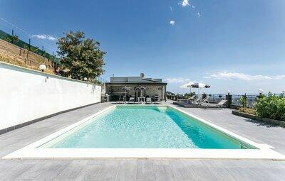 Villa Bellavista, Maison 12 personnes à Gaggi