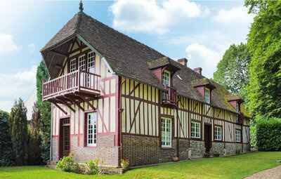 Maison du Lac, Maison 10 personnes à Beaumontel