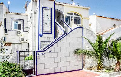 Maison 5 personnes à Los Narejos