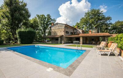 Maison 8 personnes à Terranuova Bracciolini