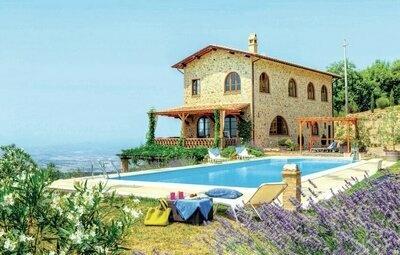 Villa Bella Costa, Maison 9 personnes à Cinigiano GR