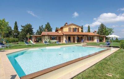 Villa Ludovica, Maison 12 personnes à Lajatico PI