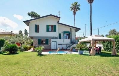Villetta della Pace, Maison 6 personnes à Lido di Camaiore