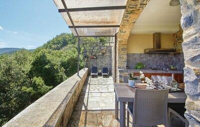Casa Castelli, Maison 6 personnes à Garlenda (SV)