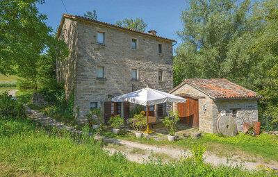 Mulino di Sompiano, Maison 8 personnes à Borgo Pace PU