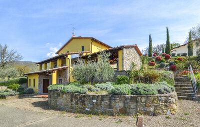 La Veranda, Maison 8 personnes à San Giustino V.no AR