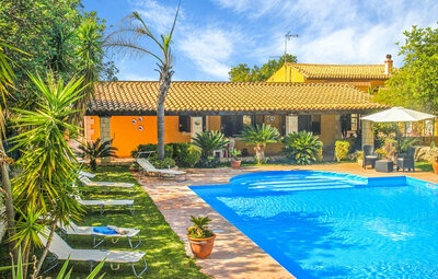 Villa Torres, Maison 7 personnes à Scicli