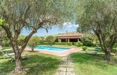 Villa dream, Maison 8 personnes à Montecorice