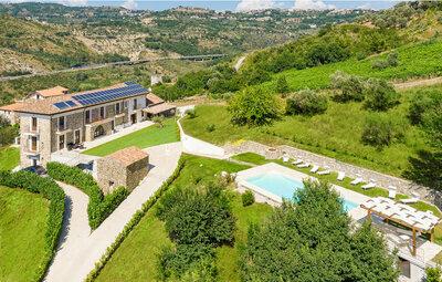 Maison 20 personnes à Torchiara