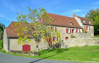 Maison 10 personnes à Mayrinhac Lentour