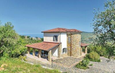 Villa Paradiso, Maison 6 personnes à Perdifumo SA