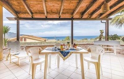 Villa Sicilia, Maison 4 personnes à Custonaci Cornino TP
