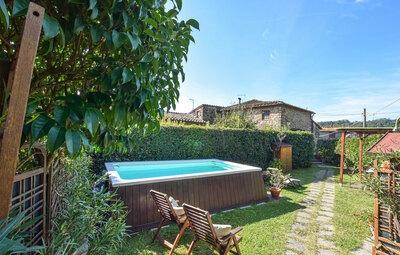 Casa Il Castellare, Maison 6 personnes à Corsanico Massarosa LU