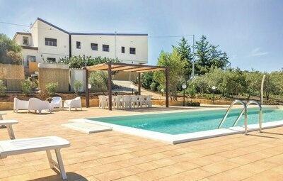 Villa Minaga, Maison 7 personnes à Agrigento