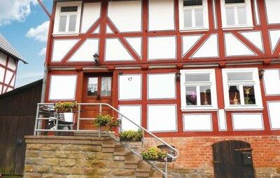 Maison 7 personnes à Spangenberg