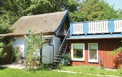 Maison 4 personnes à Prerow