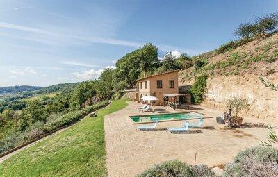 Villa Bellavista, Maison 4 personnes à Castiglione T. VT