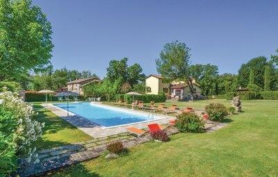 Villa Archi, Maison 14 personnes à Citerna (PG)