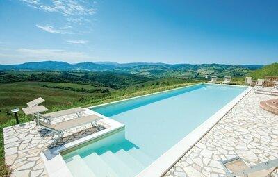 Casa Blu, Maison 6 personnes à Volterra PI