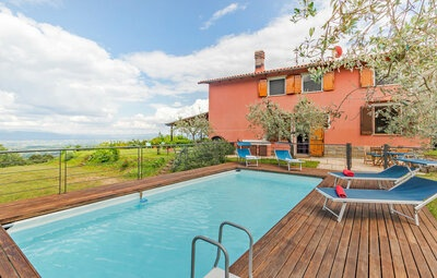 Casa le Ginestre, Maison 4 personnes à Montevarchi AR