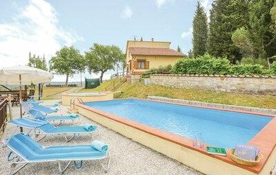 Villa Chiara, Maison 8 personnes à Barberino V. E. (FI)