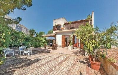 Villetta San Vito, Maison 10 personnes à Castelluzzo (TP)