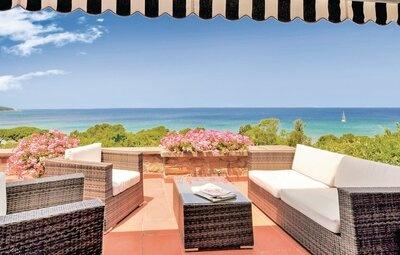 Villa Il Forteto, Maison 12 personnes à Punta Ala GR