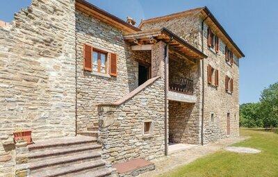 Poggio Vecchio, Maison 9 personnes à Pietralunga PG