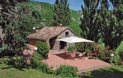 Cottage Bianca, Maison 3 personnes à Mercatello sul Metauro