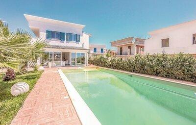 Villa Blanca, Maison 6 personnes à Realmonte (AG)